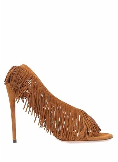 Aquazzura Ayakkabı Camel